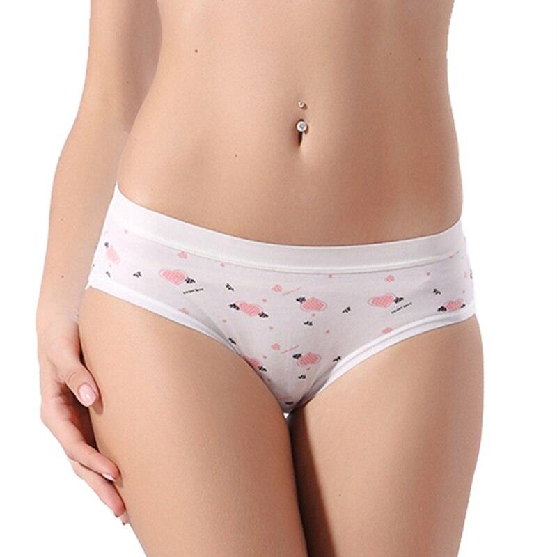 Hot Sale Brand New Sexy Calcinha Female Candy Color Casual Women Cotton Underwear Panties Women's Butt Lifter  Briefs #023 1