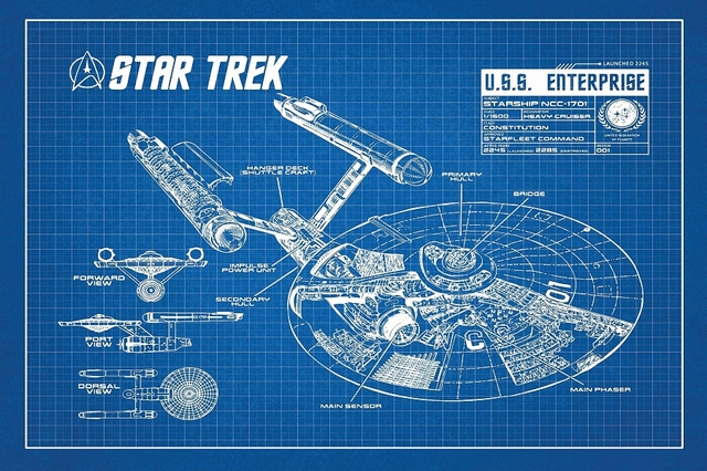 Diy frame star trek blueprints spaceship space nebula fantasy poster diy frame star trek blueprints spaceship space nebula fantasy poster fabric silk posters and prints art malvernweather Images