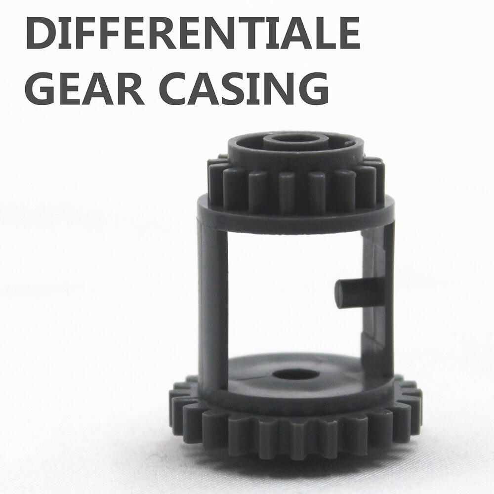 MOC Technic pièces 5 pcs/lot boîtier d'engrenage différentielle compatible avec lego pour enfants garçons jouet (lot de 5)