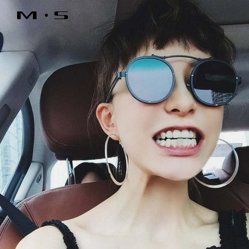 MS 2017 Fashion Sunglasses Women Luxury Brand Designer Women Sun glasses Female trendy Glasses uv400 high quality J29