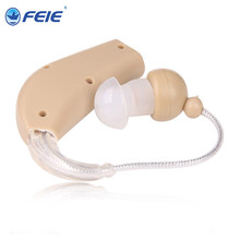 New Products Voice Amplfier Medical Devices Ear Hook Rechargeable Hearing Aid S-108