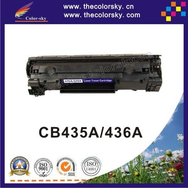 (CS-H435U) toner laserjet printer laser cartridge for HP CB435A CB435 CB436A CB436 CB 435 436 P1505 M1120 M1522N MFP 1005 1006