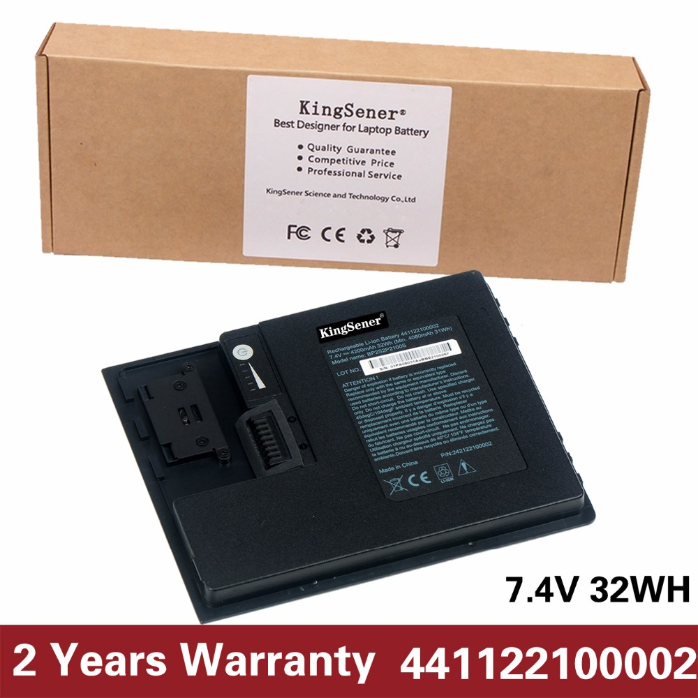 Brand New BP2S2P2100S Laptop Battery for Getac T800 Tablet PC BP2S2P2100S 441122100002 7.4V 4200mAh 32Wh Free 2 Years Warranty 95mm 50m 0 085mm thick double sided conductive conductive single sticky aluminum foil electromagnetic shielding tape