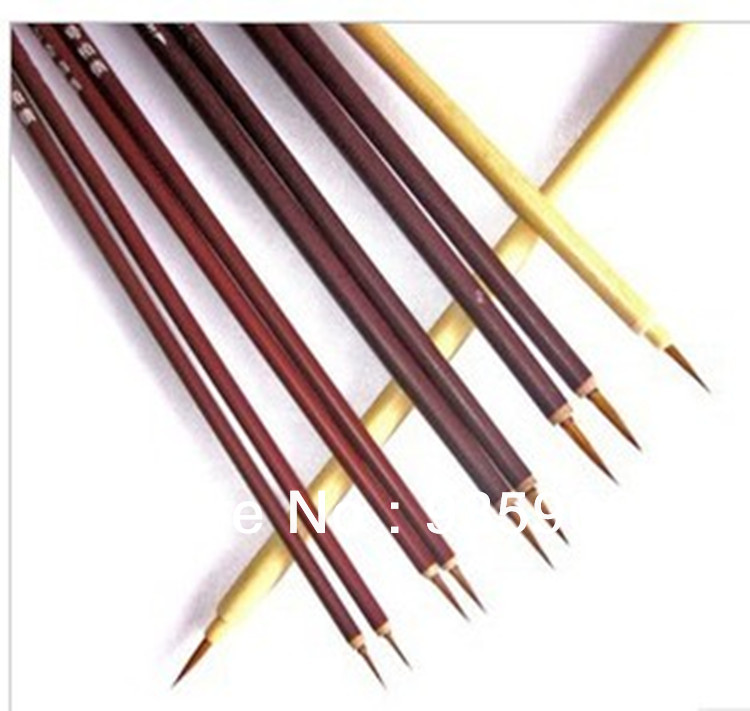 Nail Art Supplies Tools Painting Line Pen Cone Rod Paint