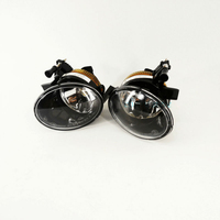 A Pair Of Front Clean Fog Light Fog Lamp For VW Touareg 7P 2011 2013 7P6941699A
