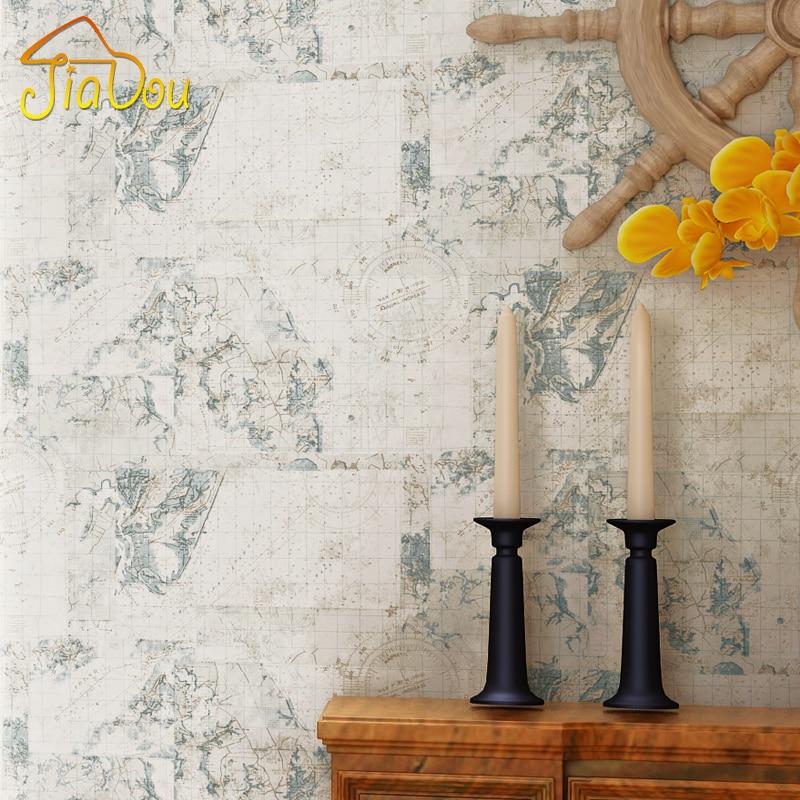 Online get cheap nautical wall paper for Cheap wallpaper for walls