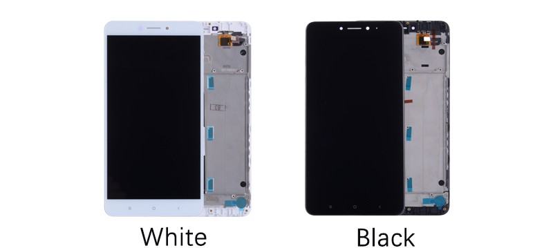 6.44 Original Display For XIAOMI Mi Max 2 LCD Touch Screen with Frame Replacement Screen for Xiaomi Mi Max 2 Display Max2 LCD (10)