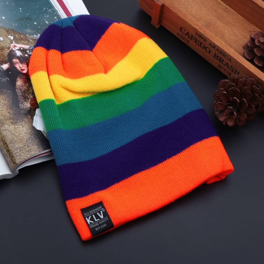 Νέο Χειμώνας Καπέλο Ανδρών Beanies - Αξεσουάρ ένδυσης - Φωτογραφία 5