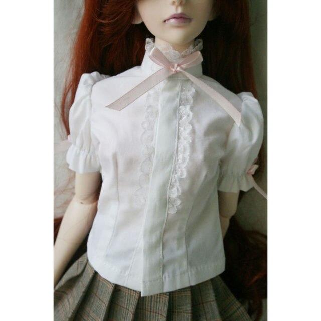 [ Wamami ] 05 # белые одежды рубашка / блузка 1/3 SD DOD бжд Dollfie