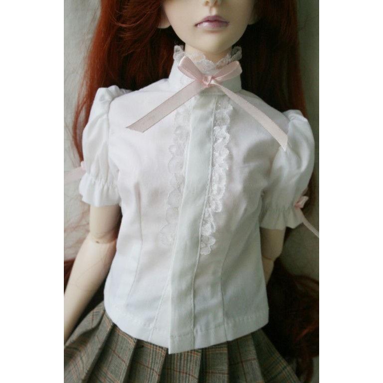 [wamami] 05#White Clothes Shirt/Blouse 1/3 SD DOD BJD Dollfie [wamami] 386 black clothes suit dress 1 3 sd bjd dollfie