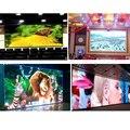 Levou tela do estágio com rgb p6 interior smd full color 32*32 pixel 8 scan módulo de led para led RGB tela de publicidade levou correndo texto