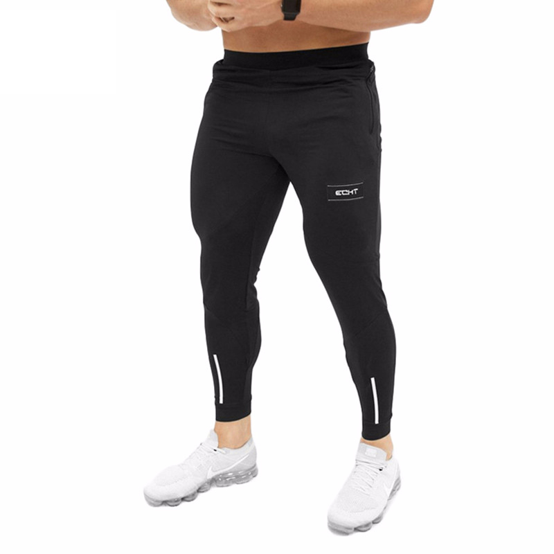 2018 Herbst Winter Neue Herren Jogginghose Turnhallen Fitness Bodybuilding Jogger Workout Hose Männlichen Casual Baumwolle Bleistift Hosen Dinge FüR Die Menschen Bequem Machen