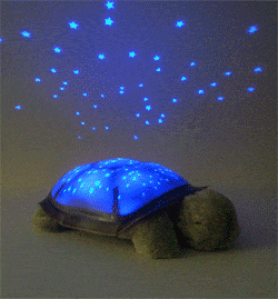 Novelty Tortoise Led Lamp Sea Light Sleep Projecting Lamp Toys ...