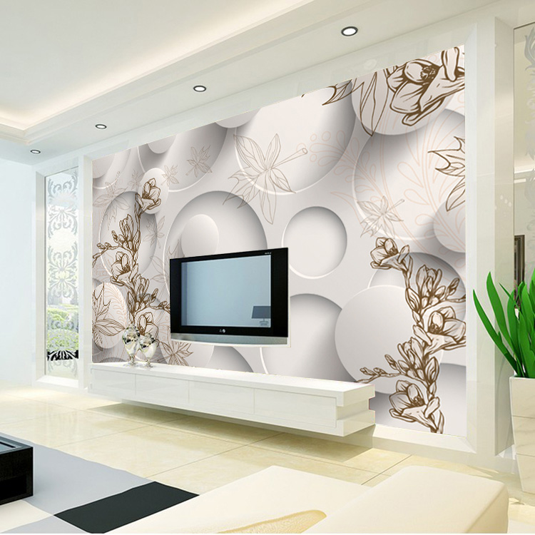 3d Wallpaper European Simple Photo Wallpaper Bedroom Ceiling Kid Room Decor Club Living Room Decoration Modern Design Wall Mural In Wallpapers From Home