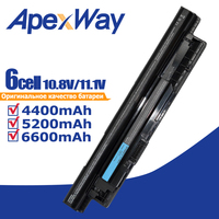 4400mAh Laptop Battery for Dell Inspiron 17R 5721 17 3721 15R 5521 15 3521 14R 5421 14 3421 XRDW2 YGMTN MR90Y 6XH00 6HY59 68DTP