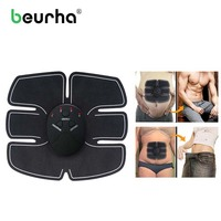 Wireless Muscle Stimulator Body Abdominal Muscle Exerciser Training Device EMS Muscle Stimulation ABS Ems Trainer Keep