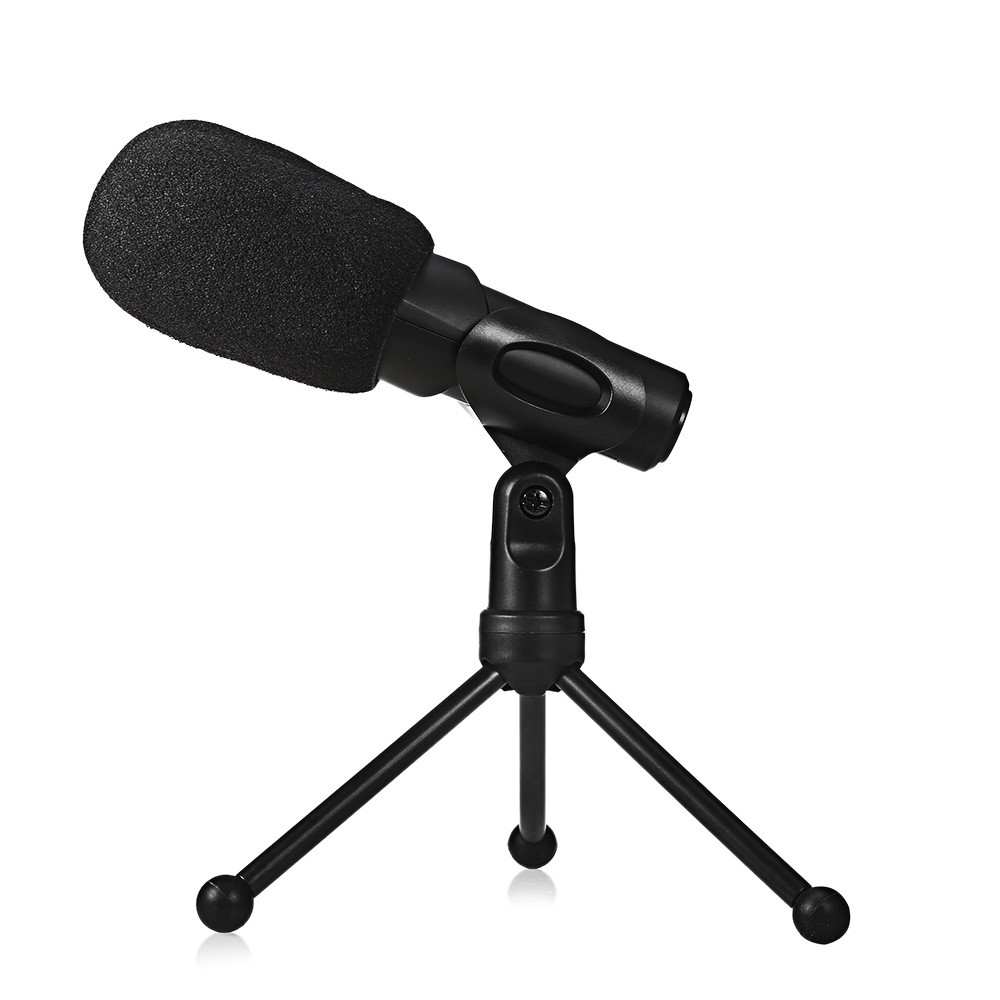 mesuvida q3 usb condenser microphone with mic stand tripod for computer recording for game. Black Bedroom Furniture Sets. Home Design Ideas