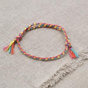 Charm Woven Rope String Bracelet Boho pr