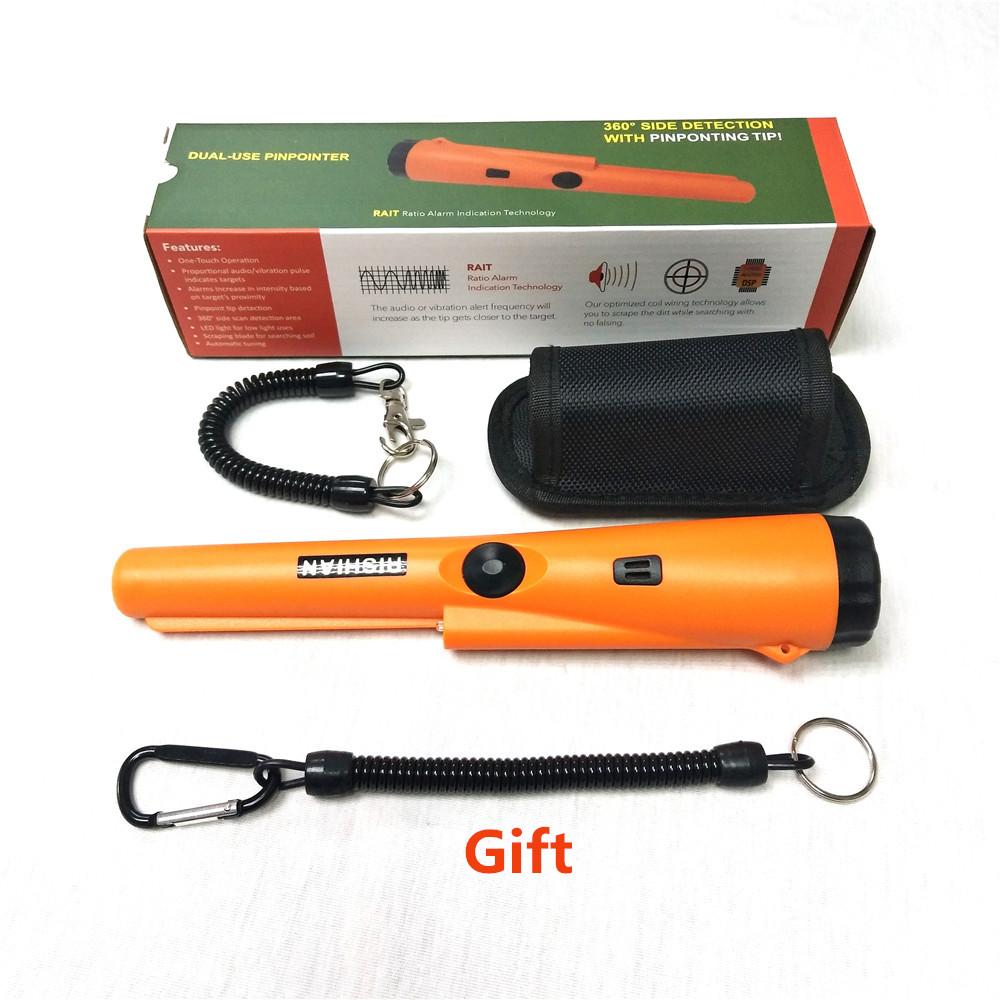 Brand New Lowest Price HandHeld Metal Detector Pro Pointer Big Promotion Metal Detector Pinpointer Detector PIN POINTER