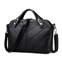 2019 Hot Crossbody Bags for Women Lady Soft Leather Handbag Shoulder Bag Elegant Women Leather Handbags Messenger Bags