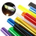 100 CM * 30 CM adesivos de carro decoração Luz do Farol Do Farolim Traseiro Tint Vinyl Film Folha de Adesivo Deca para car styling Etiqueta do carro