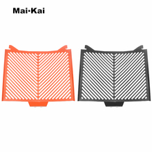 цена на MAIKAI For KTM 1290 SUPER 1290 DUKE 1290 R 2013-2018 Aluminum Motorcycle Radiator Guard Grille Protection Water Tank Guard