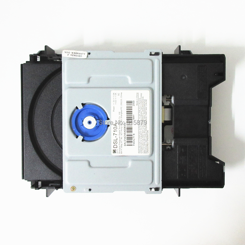 Original DVS DSL-710A DSL710A DSL 710A DVD-ROM for PRIMARE CD21 CD31 CDI10 original dvs dsl 710a dsl710a dsl 710a dvd rom for primare cd21 cd31 cdi10