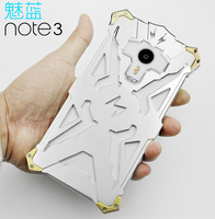 Original SIMON THOR Meizu M3 Note Metal Case IRON MAN Aircraft Aluminum Armor Shell Cover Shockproof