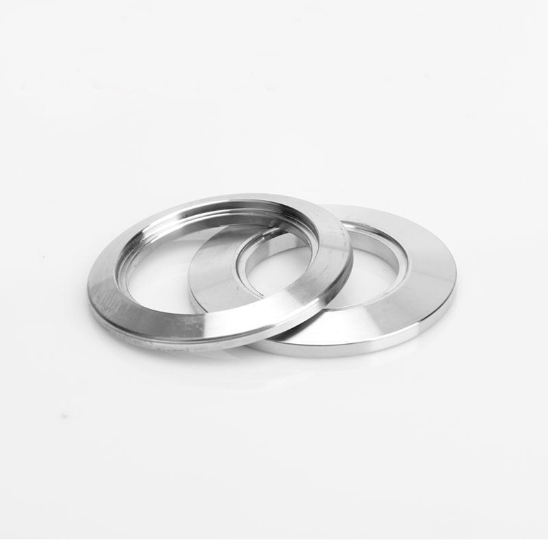 """3/"""" Stainless Steel 316 Sanitary End Cap Tri Clamp Ferrule Flange OD 91mm"""
