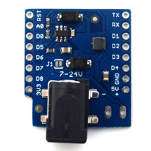 DC Power Shield V1.1.0 for LOLIN (WEMOS) D1 mini