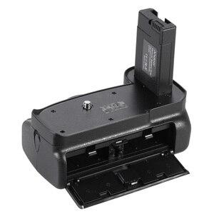 Image 2 - Andoer BG 2F Verticale Batterij Grip Houder Voor Nikon D3100 D3200 D3300 Dslr Camera EN EL 14 Batterij