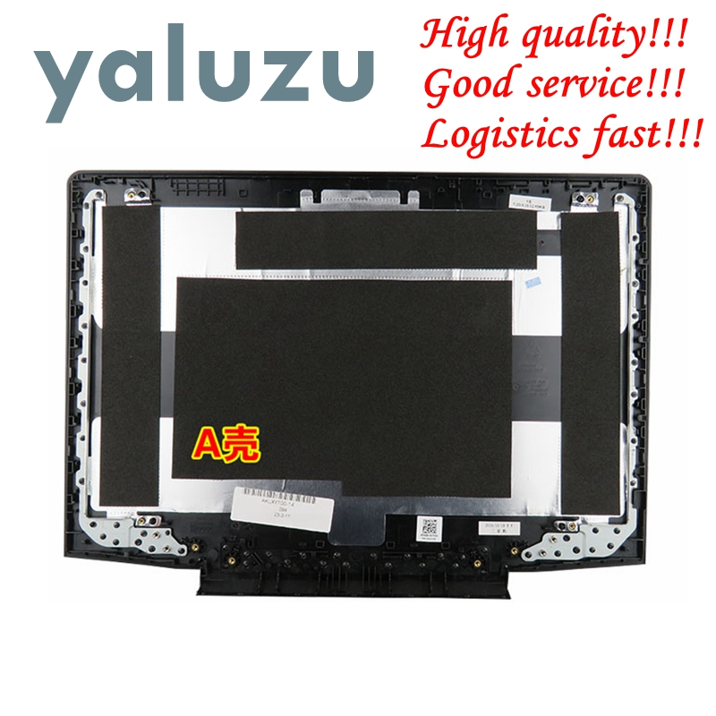YALUZU New Laptop LCD top cover <font><b>case</b></font> for <font><b>Lenovo</b></font> for Ideapad <font><b>Y700</b></font> 14 <font><b>Y700</b></font>-14 Series A shell Back Rear Lid PN: APIF6000100H7920A image