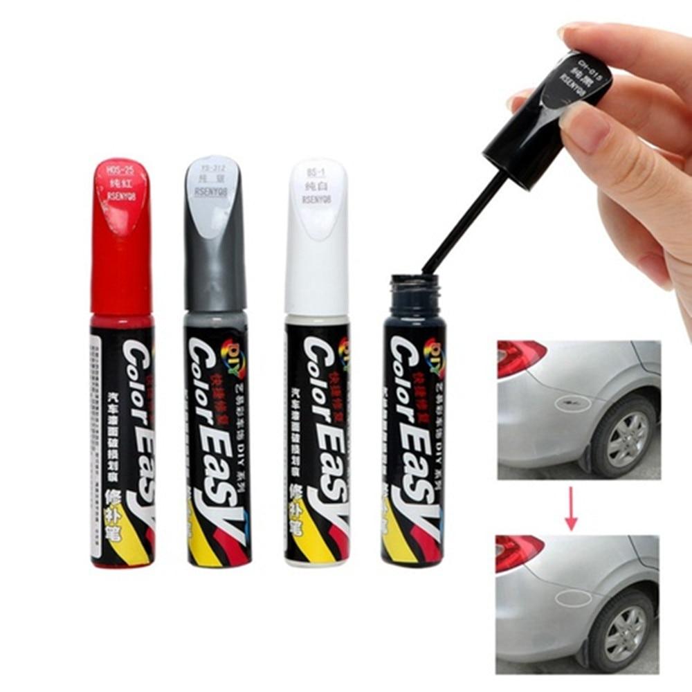 4 Colors Car Scratch Repair Fix It Pro Auto Paint Pen Professional Car-styling Scratch Remover Magic Maintenance Paint Care