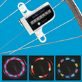 Gofuly 2016 New 14 LED Motorcycle Cycling Bicycle Bike Wheel Signal Tire Spoke Light 30 Changes free shipping
