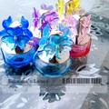 5 Color Flower Daisy 30ml Glass Perfume Bottles Spray Bottle  Wedding Decor Gifts