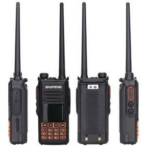 Image 4 - Dual Band DMR Baofeng DM X GPS Digital Radio Walkie Talkie 5W VHF UHF Dual Time Slot DMR Ham Amateur Radio Hf Transceiver
