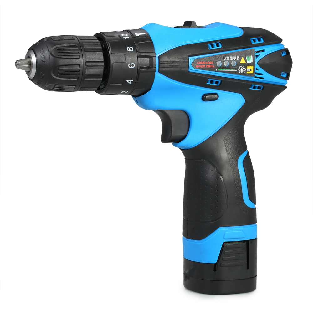 все цены на meterk 16.8V Lithium-Ion Two-speed Multi-functional Electric Cordless Drill Rechargeable Screwdriver with LED Light