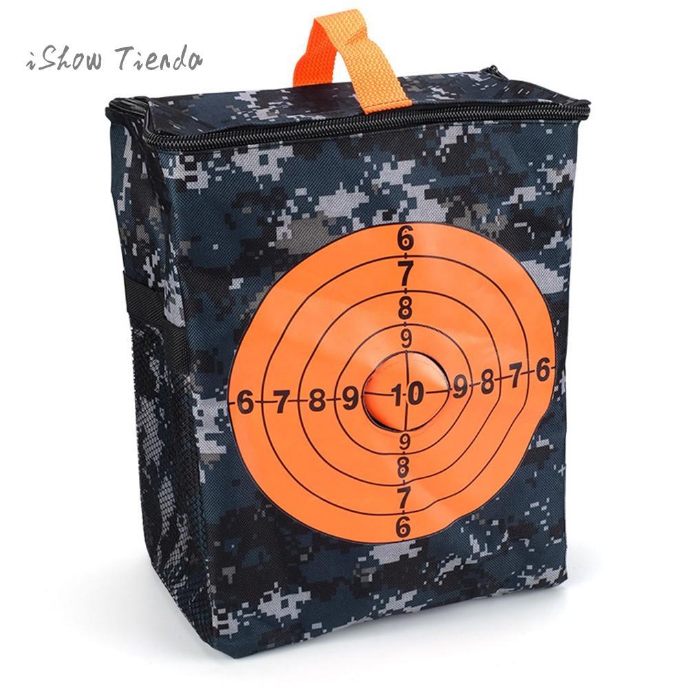 Target Pouch Storage Carry Equipment Bag for Nerf N-strike Elite / Mega / Rival Series