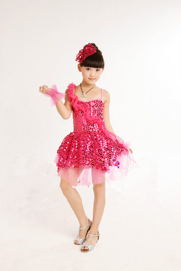 Latin Mini Dress Girls Party Dance Costume Perform Children Christmas Halloween Gift Sequins Tasseled Salsa Dancewear Kids set-in Clothing Sets from Mother ...  sc 1 st  AliExpress.com & Latin Mini Dress Girls Party Dance Costume Perform Children ...