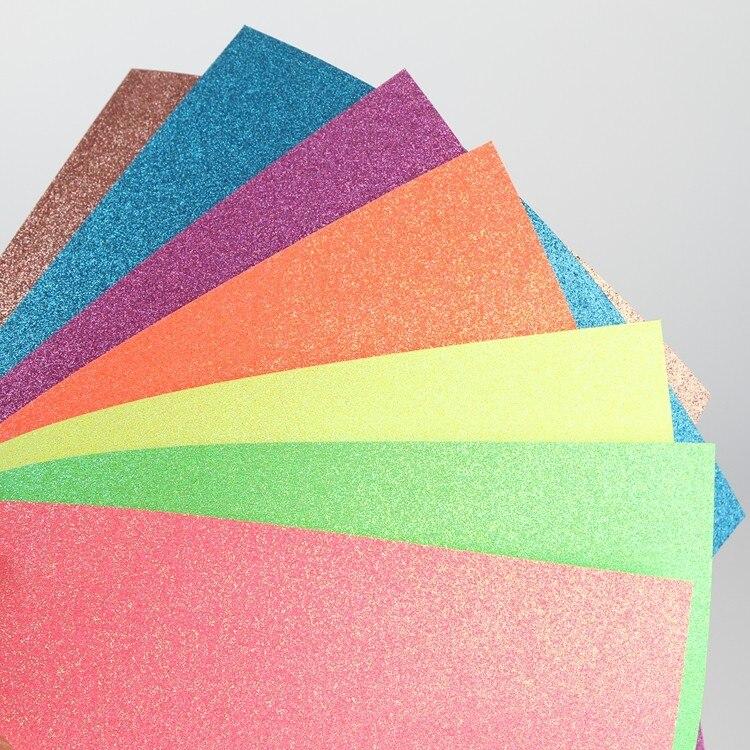12 шт 12 ''x 12'' блестящие бумажные карты вечерние украшения подарочная упаковка изготовление бумажных карточек Сделай Сам скрапбук бумага для рукоделия
