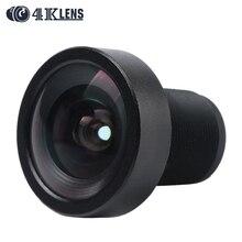 """4 K LENTILLE 3.8 MM Lentille 1/2. 3 """"capteur 12MP S Montage Faible Distorsion 95D pour DJI Phantom 3 Aérienne Aller pro 4 Caméra Drones Nouvellement Venir"""