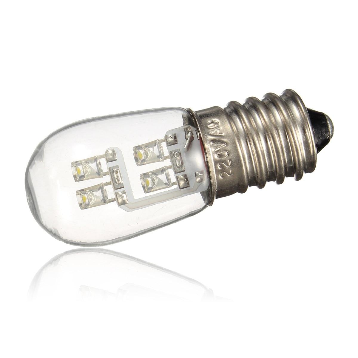 0.5W 4 LED Light Bulb E12 E14 Base Candelabra Candle Bulb LED Lamp ...