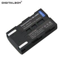 Hot Sale 1pcs Battery SB LSM80 SB LSM80 SBLSM80 Rechargeable Camera Battery For SAMSUNG VP DC175
