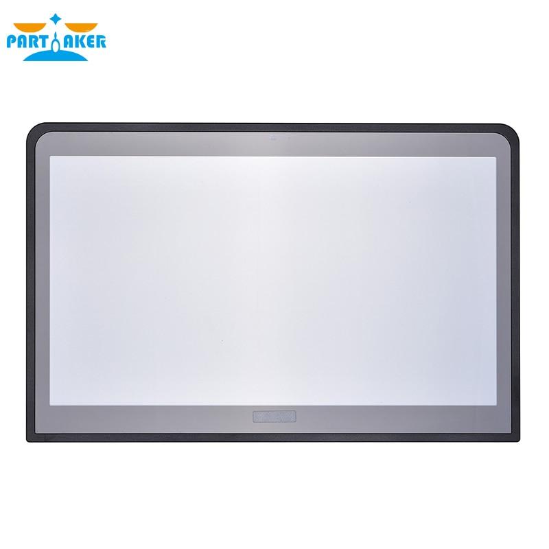 Partaker Z10 14 Inch Bay Trail Celeron J1900 J1800 3855U  Quad Core Desktop Touch Screen  2mm Ultra-thin All In One PC