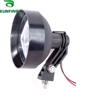 9 30V 75W 4 INCH HID Driving Light HID Offroad Spot Beam Light For SUV Jeep