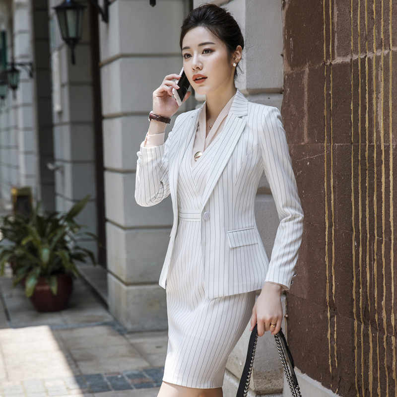 a7e31fccc456d Detail Feedback Questions about 2019 Formal Elegant Women's White ...