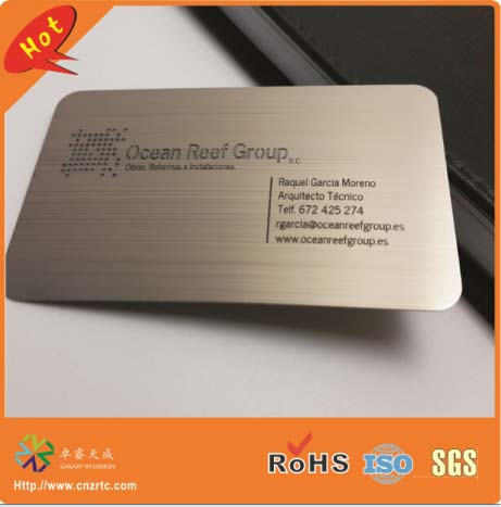 China wholesale custom engraved metal brushed stainless steelbrass china wholesale custom engraved metal brushed stainless steelbrassaluminum business card in business cards from office school supplies on aliexpress colourmoves