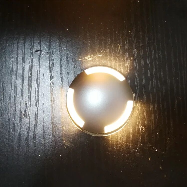 Us 252 0 20pcs Ip67 Cree Led Underground Light Waterproof Outdoor Ground Path Buried Landscape Lights Pathway Stairs Deck In