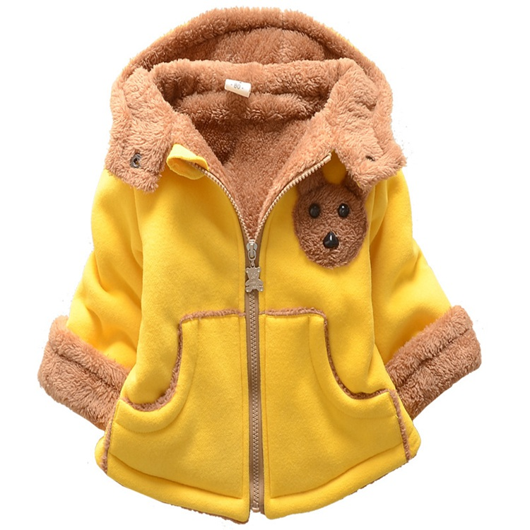 55c58ee761bd 80 120cm Cute Mouse Baby Winter Jackets And Coats Animal Toys ...