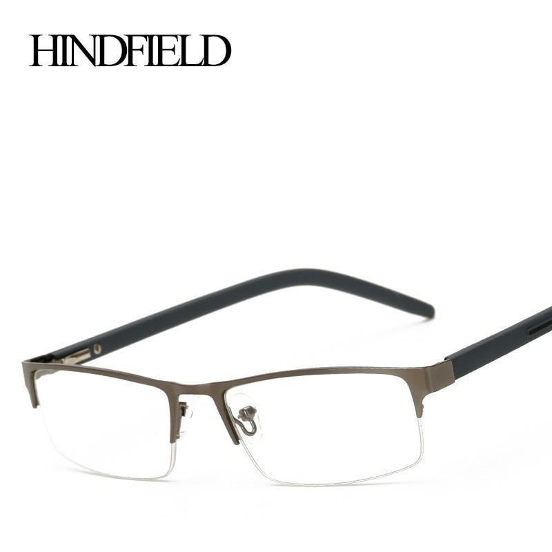 HINDFIELD 2016 Alu-Lesebrille Frauen Männer Brillengläser + 100, + 200, + 300, + 400 .CJ55